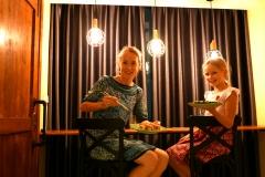 adagio bangkok room sushi for dinner