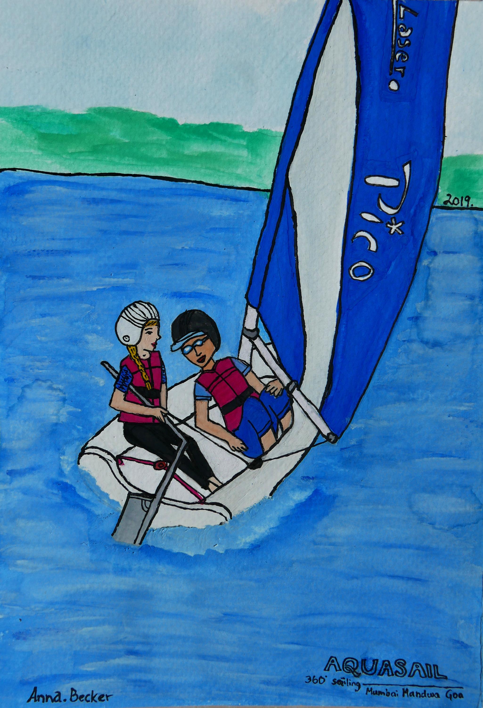 Aquasail Goa India