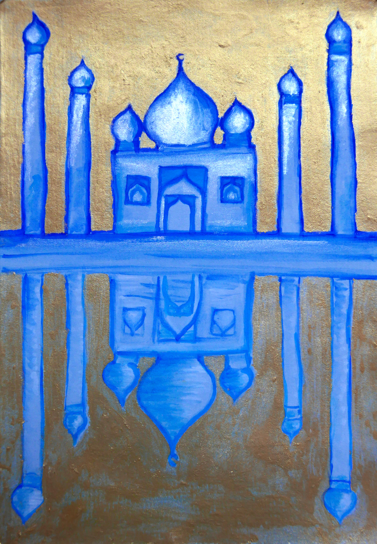 Taj Mahal Anna Becker