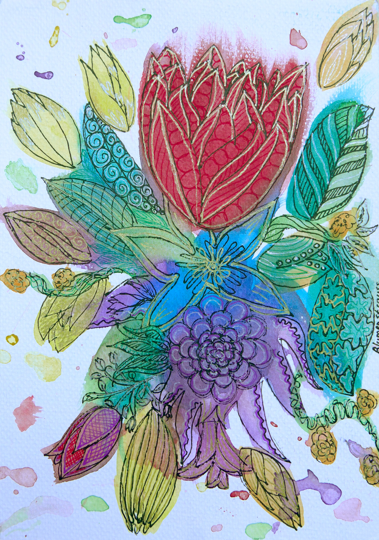 flowers Anna Becker
