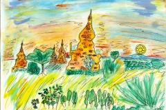 Bagan Tempel Myanmar