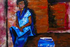 Kathmandu-Lady-by-Anna-Becker