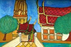 Ayutthaya Tempel Thailand
