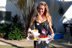 Townsville New Year breakfast