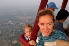 Balloon over Chiang Mai 4
