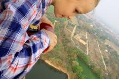 Balloon over Chiang Mai 5