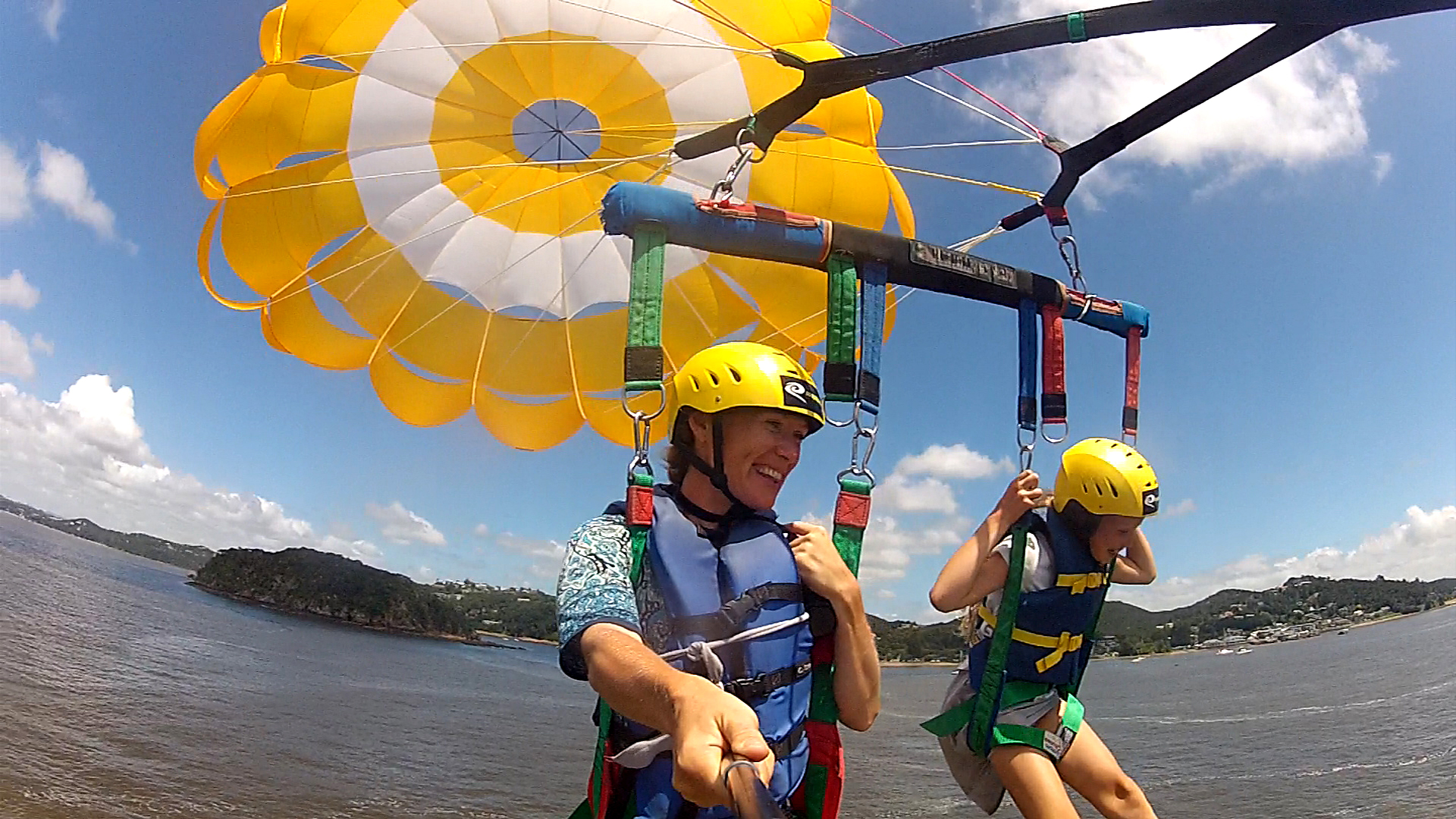 bay of islands parasail 5