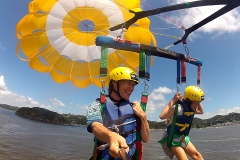 bay of islands parasail 2