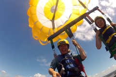 bay of islands parasail 1