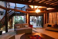 Caas Ambar Tulum Lobby and Entrance