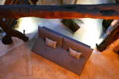 Caas Ambar Tulum build with natural materials