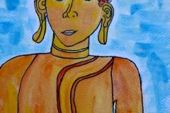 Buddha Thailand Anna Becker