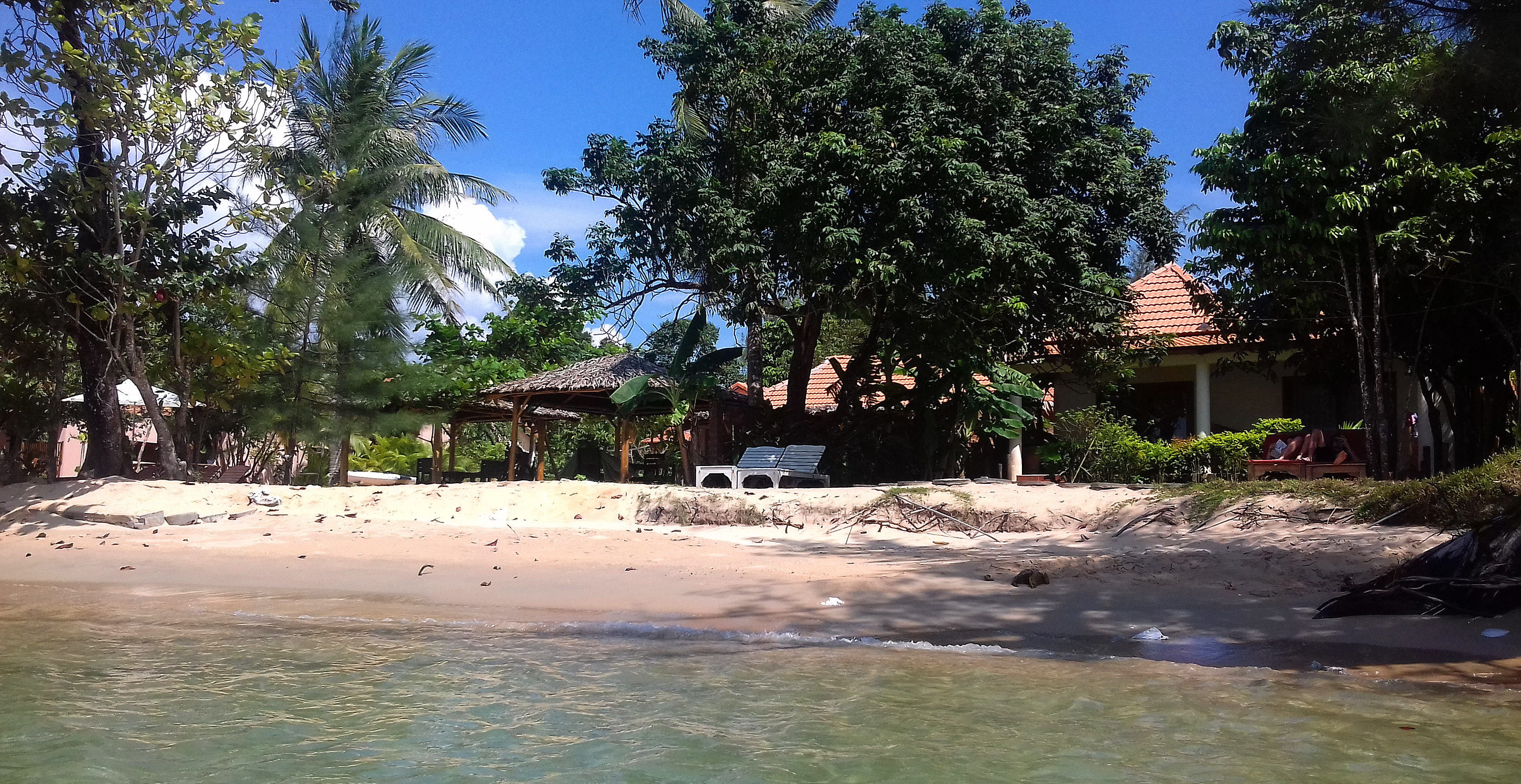 Gold Sand Beach Bungalow