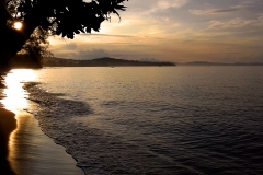 Gold Sand Beach Bungalow Sunrise 3