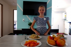 HomFor Viaduco Anna cooked dinner