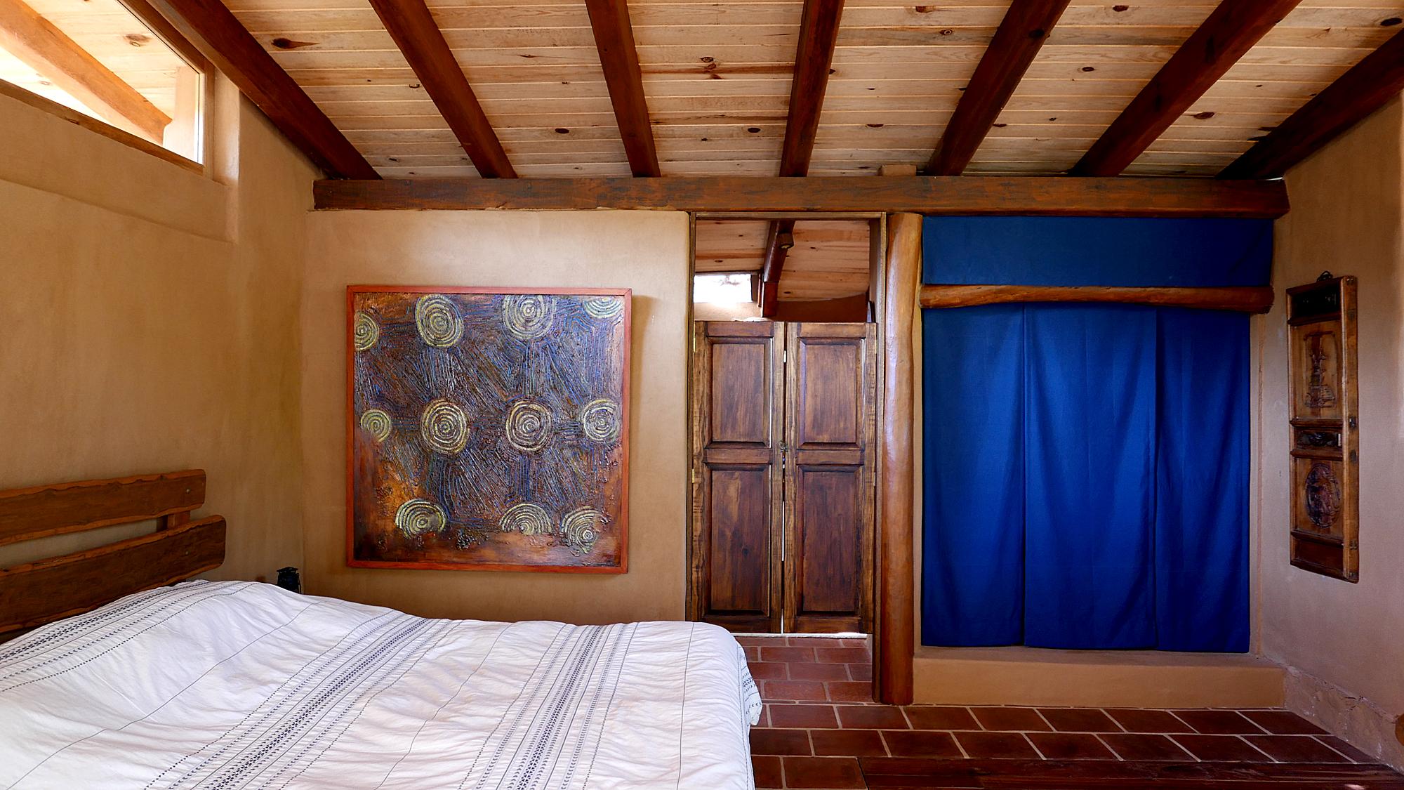 San Sebastian Mexico Anna our house interior