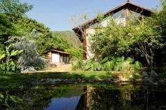 San Sebastian Mexico house and garden