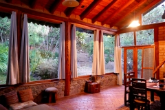 San Sebastian Mexico house interior