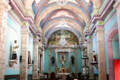 San Sebastian Mexico church
