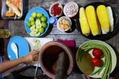 Kamalar Palace cooking