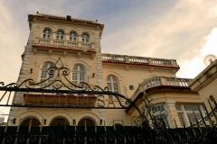 Villa Teresa Havana outside
