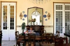 Villa teresa dining room