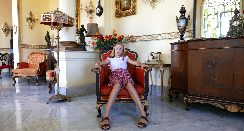 Anna in Villa Teresa 2