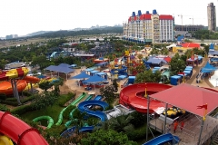 LEGOLAND Malaysia is near by Johor Bahru and Singapore