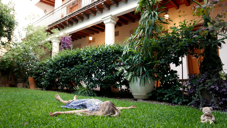 Nana Vida garden