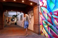 Nana Vida entrance