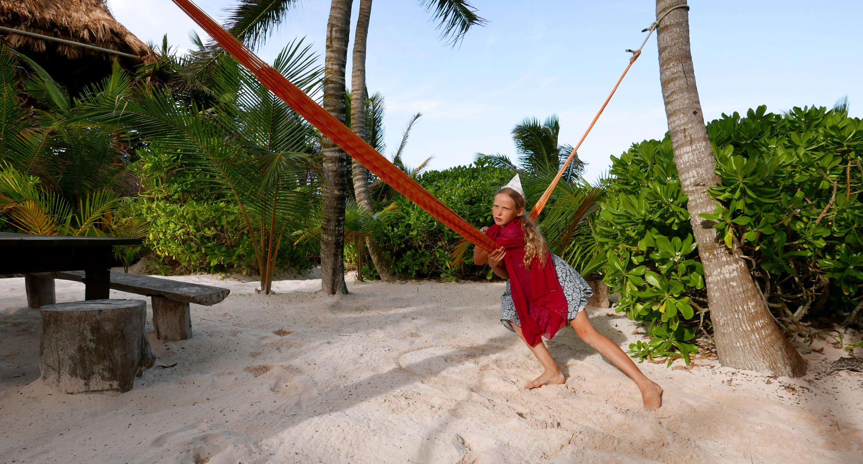 Playa Selva Tulum garden