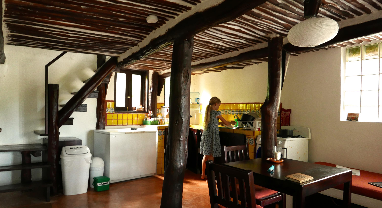 Playa Selva Tulum kitchen