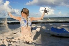 Playa Selva Tulum beach