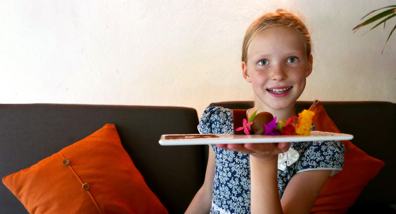 The Explorean Kohunlich dessert