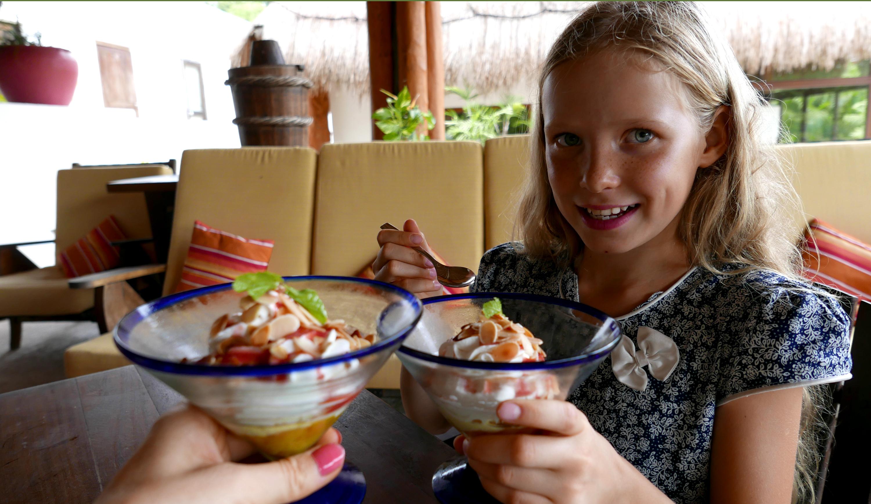 The Explorean Kohunlich desserts