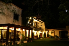 villas parota by night 1