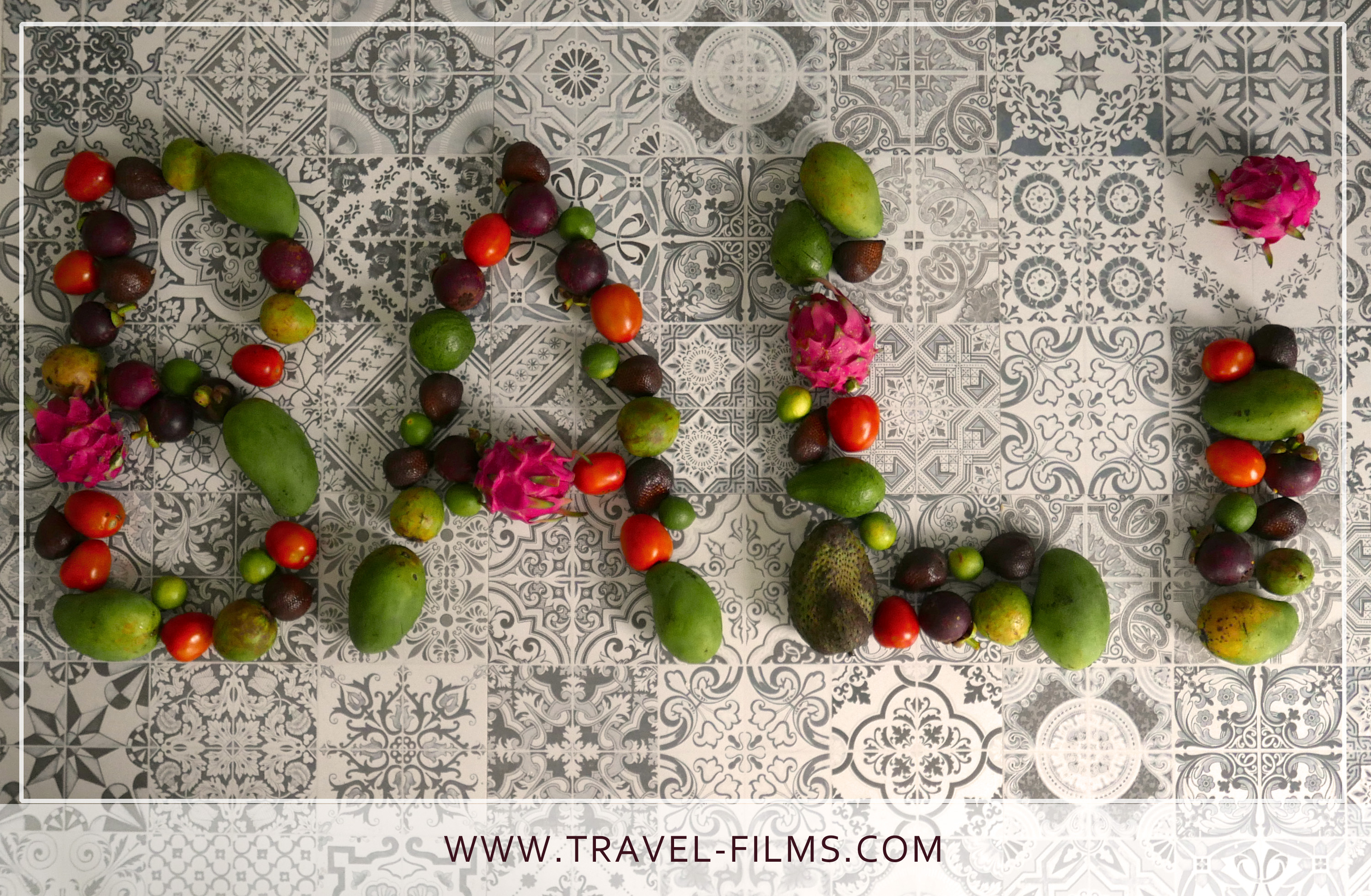Bali fruits travel films bogdanova