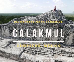 Pyramide Maya Mexiko
