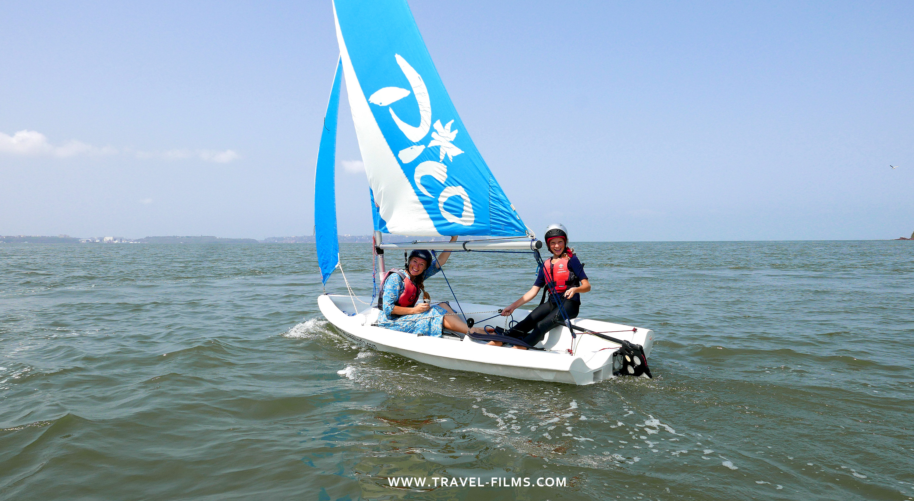 Aquasail 360 India Goa sailing classes