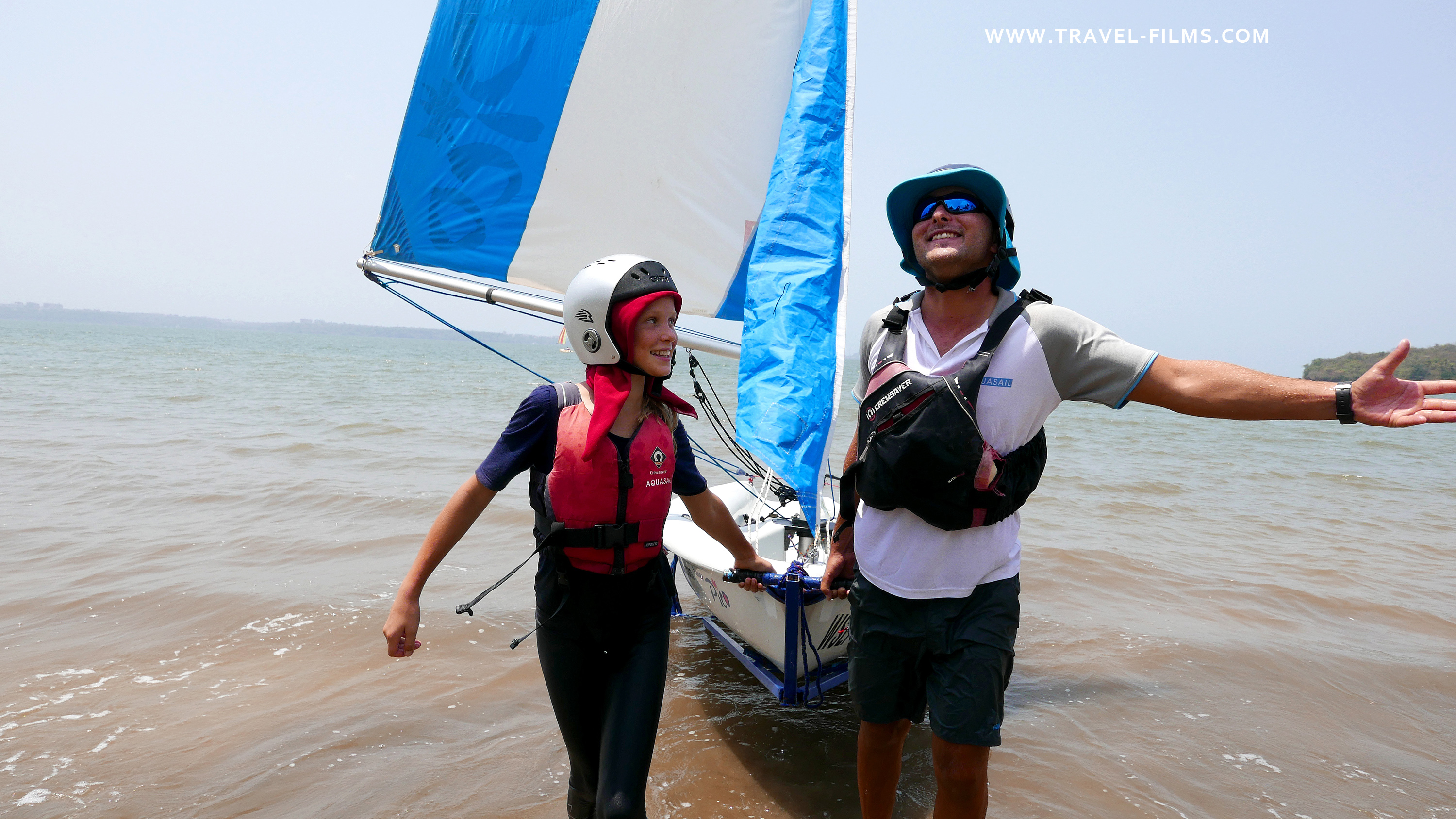 Aquasail India Goa sailing school