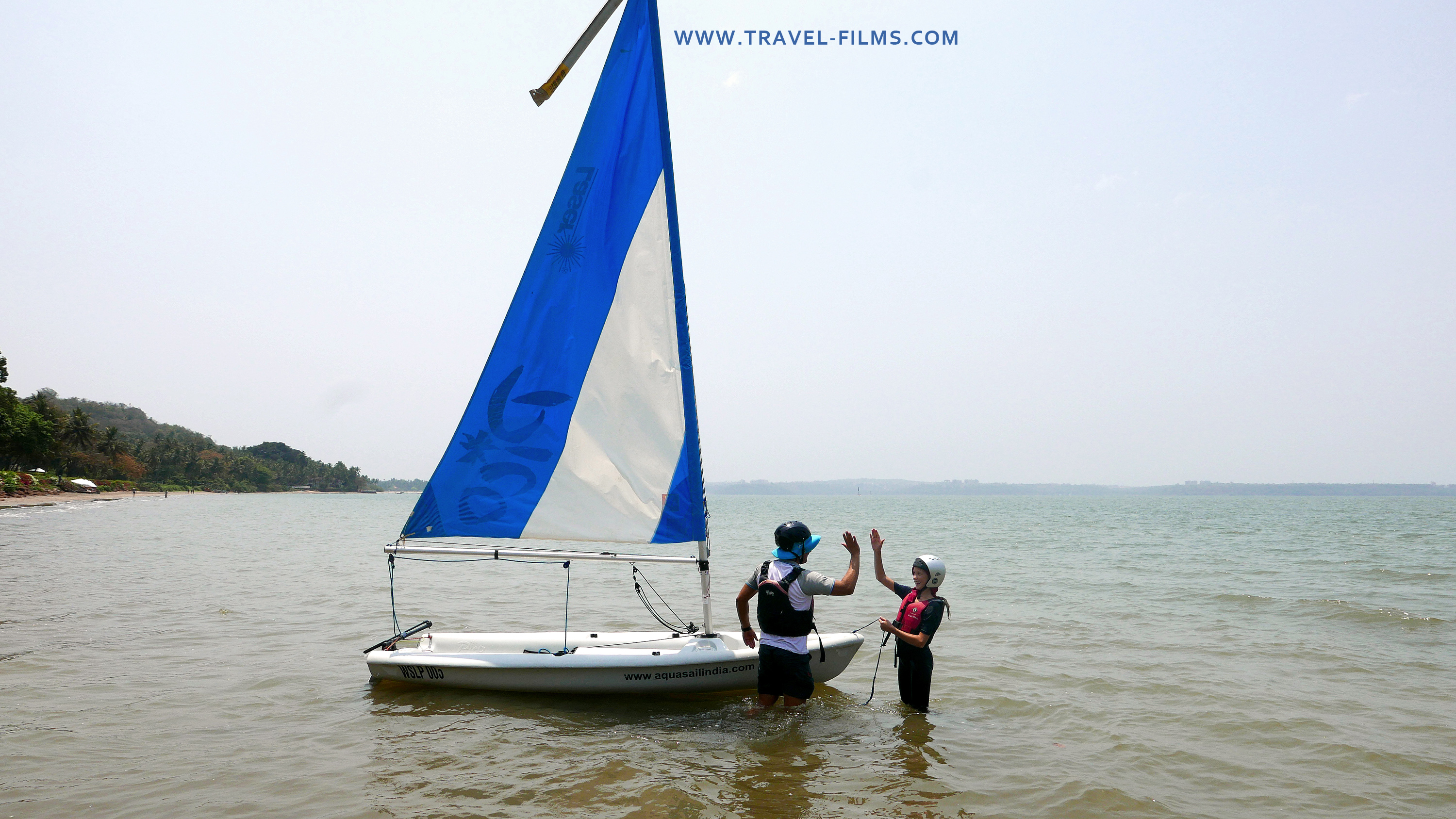 Aquasail India sailing class Bambolim Goa