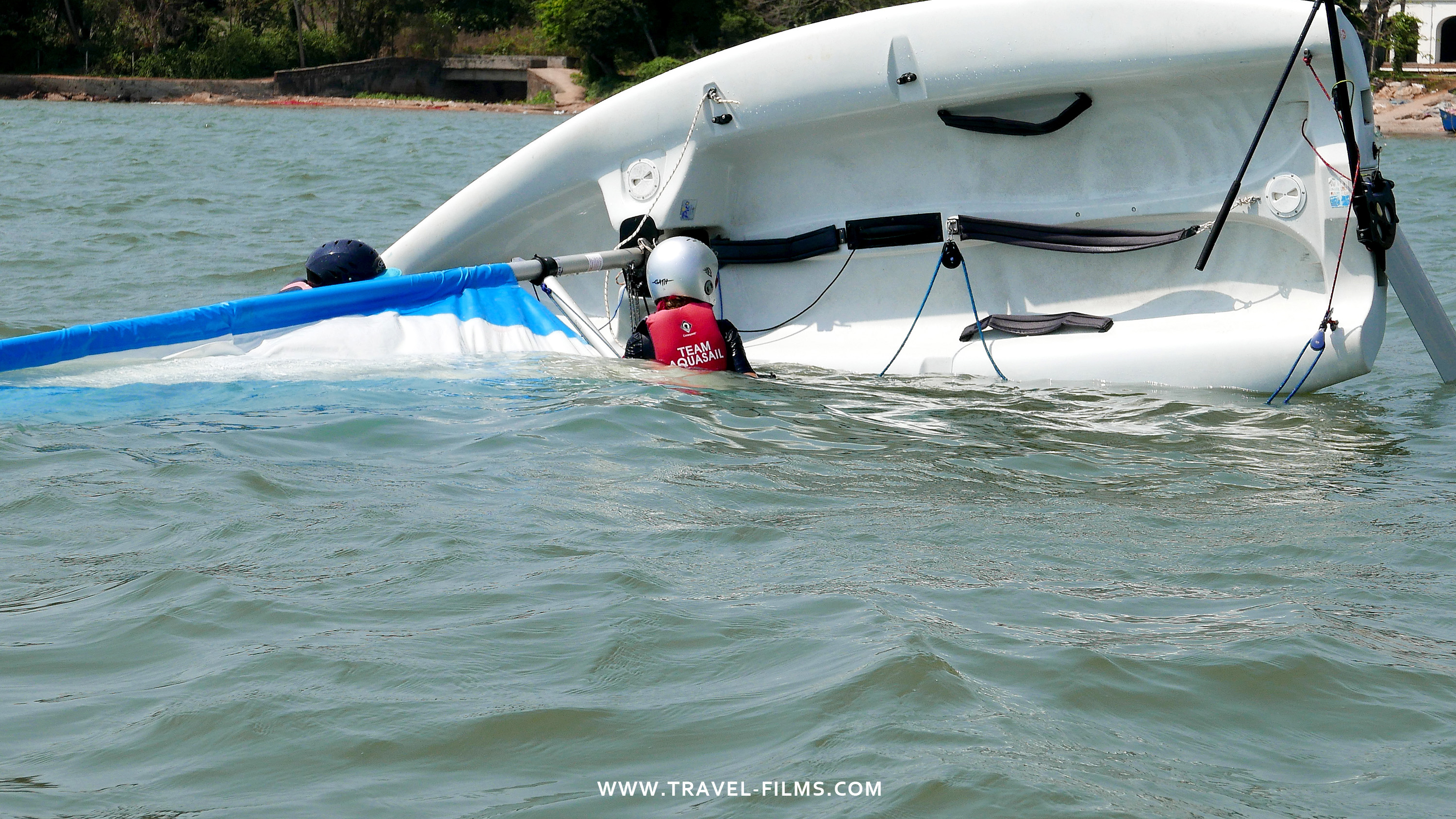 Aquasail India sailing class