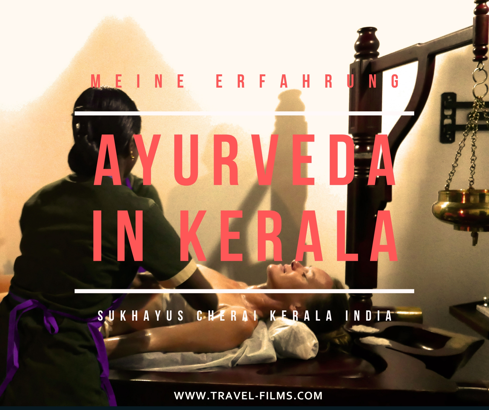 Ayurveda Chrai Beach travel films