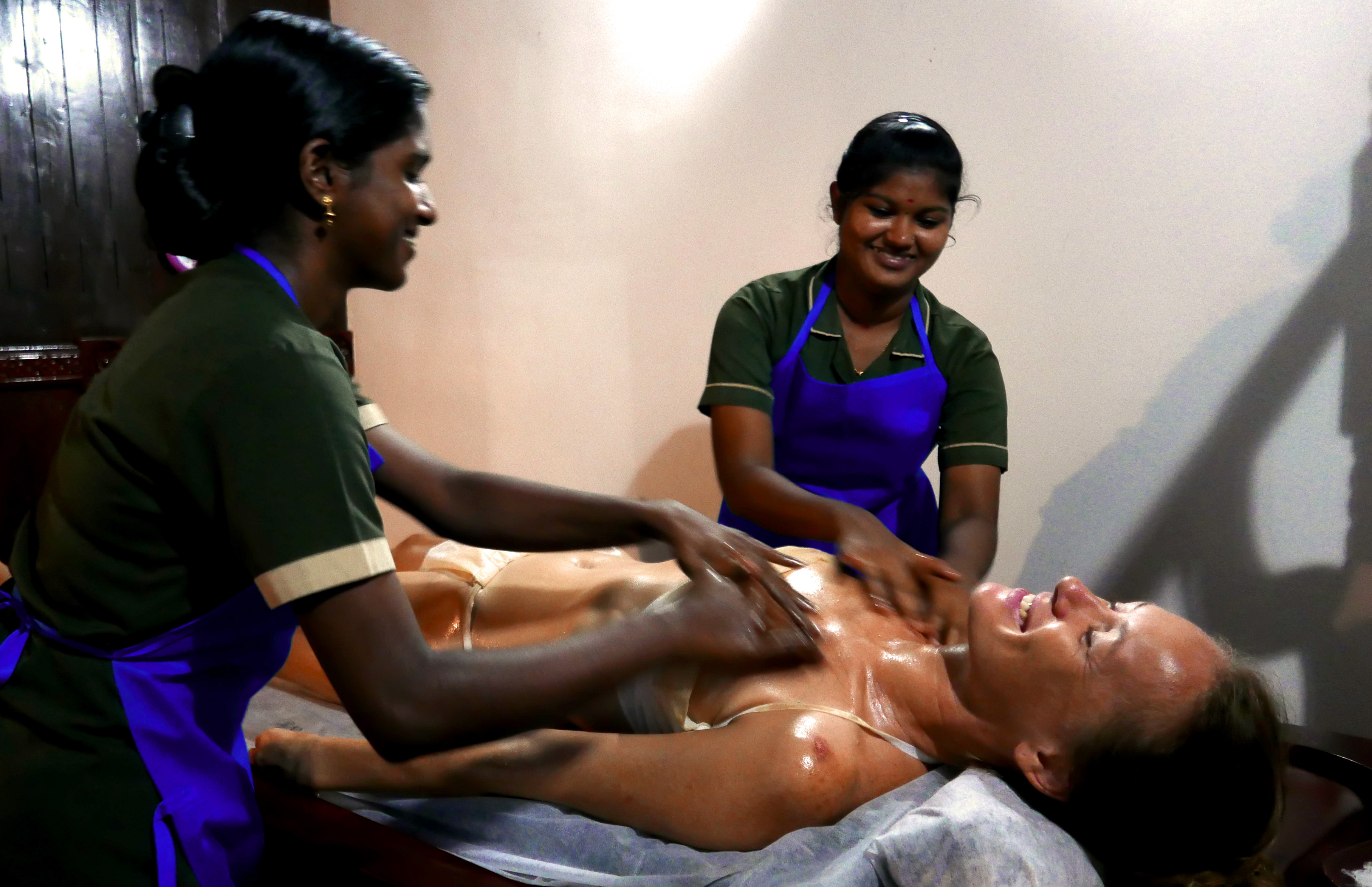 Ayurveda treatment sukhayus Kerala