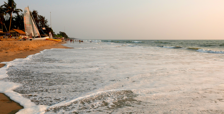 Cherai Beach Kerala Sunset