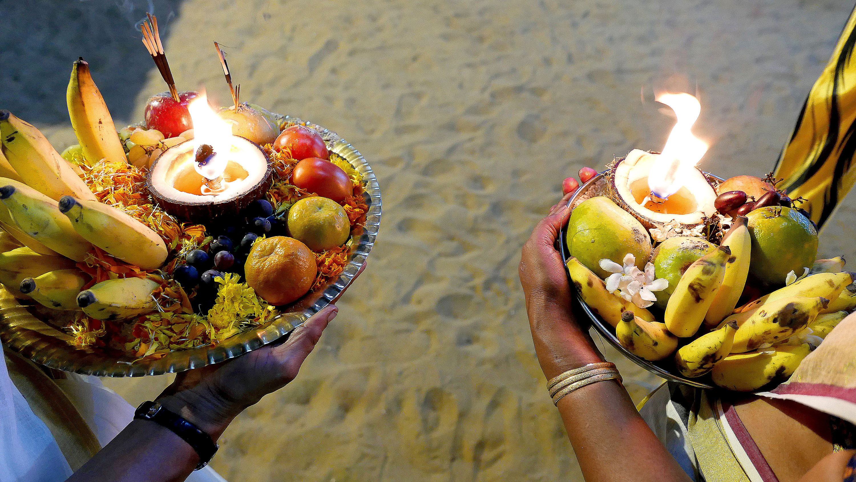 Cherai temple festival Kerala travel films
