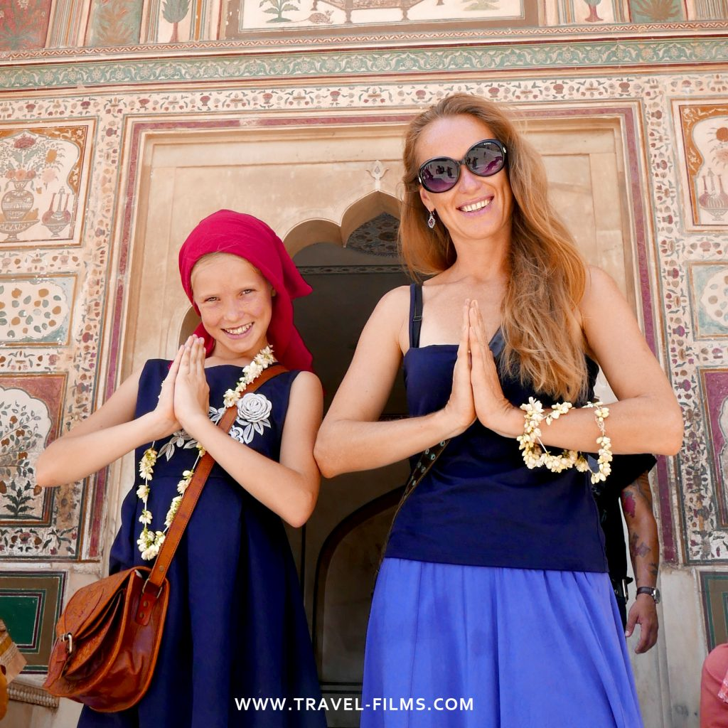 Jaipur Palace India Travel Films