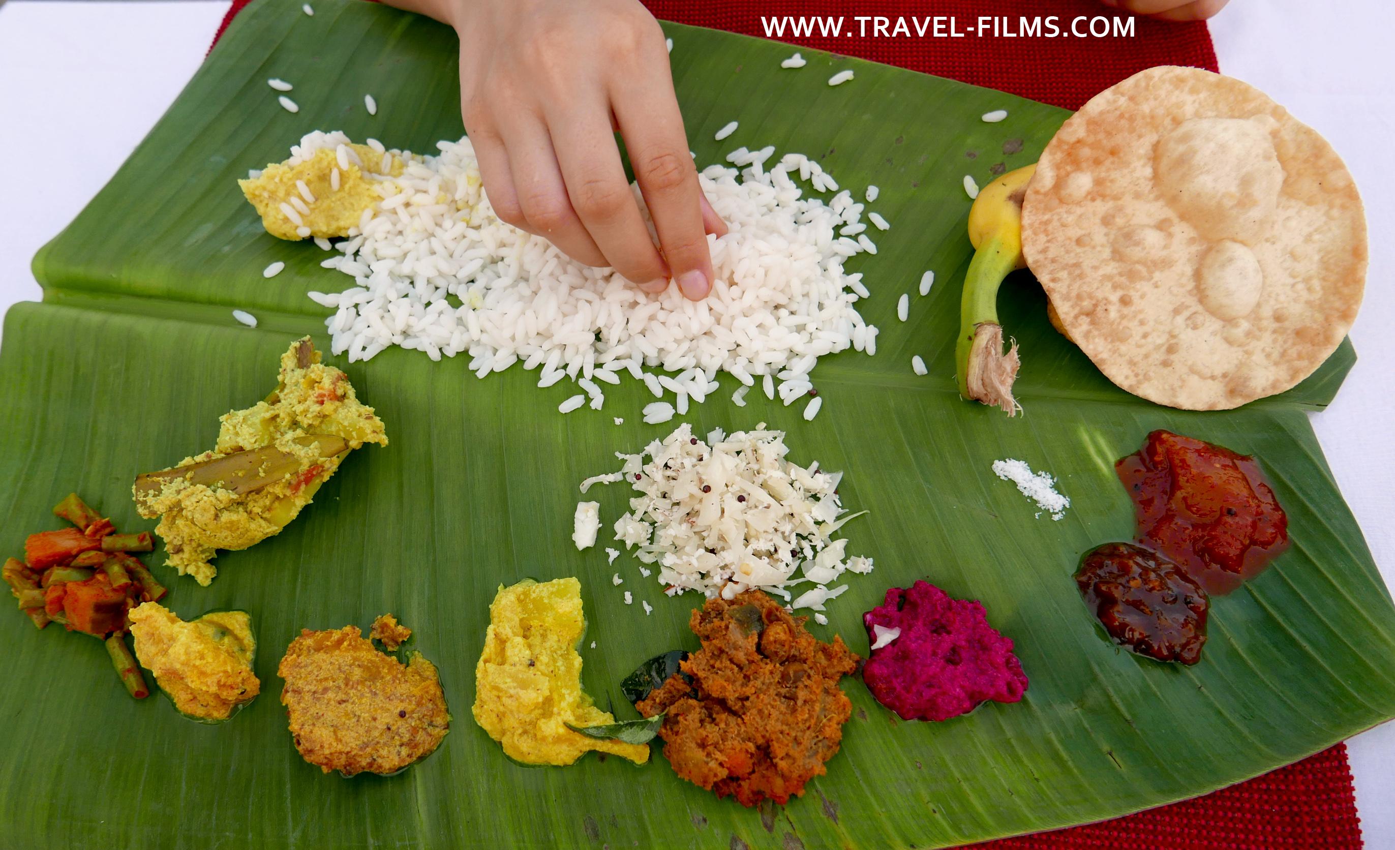 Sadhya Kerala traditional dinner Sukhayus