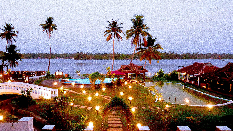 Sukhayus Cherai Beach Kerala Ayurveda resort