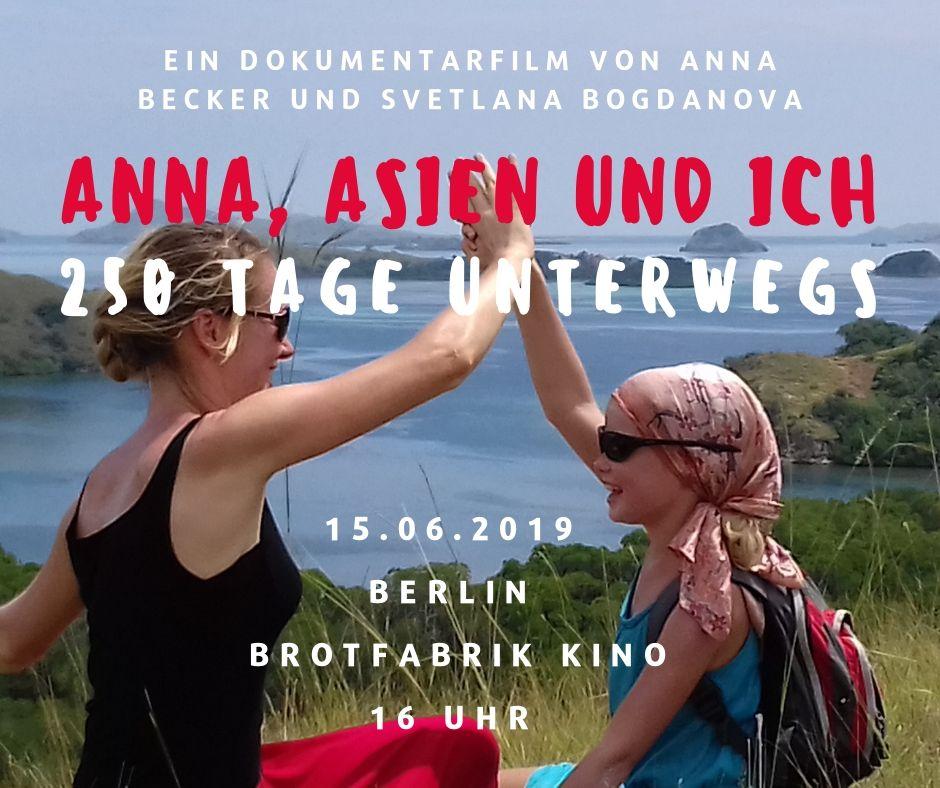 Anna Asien und ich dokumentarfilm